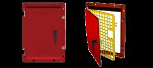ASGCO Safe Guard® Conveyor Chute Inspection Doors