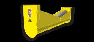 ASGCO Safe Guard® V Return Idler Guard