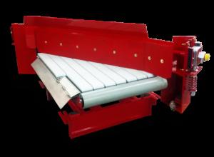 ASGCO Lift Bed Diverter Plow