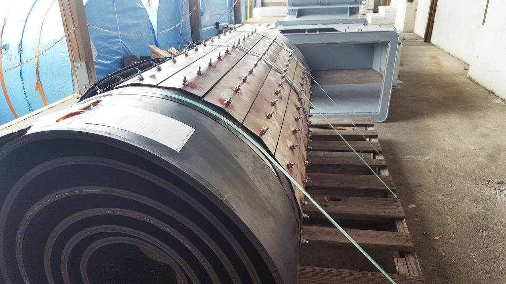 ASGCO Magentic Separator Conveyor Belts