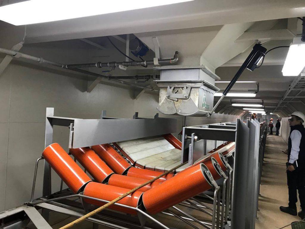 ASGCO Conveyor Idler
