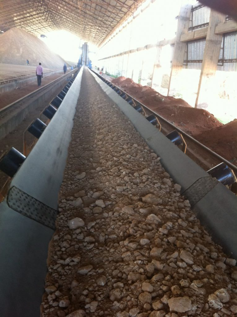 ASGCO Mechanical Fasteners - MLT Dirt Conveyor