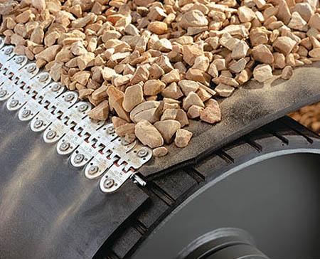 ASGCO Mechanical Fasteners - FLEXCO - Bolt Hinged Rocks