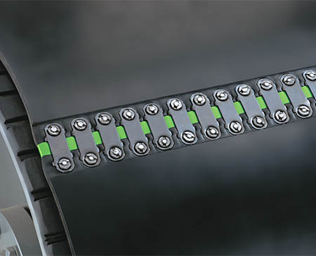 ASGCO Mechanical Fasteners - FLEXCO - Bolt Solid Plate Fastener