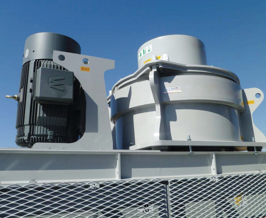 ASGCO Motors - Rigid Base Motor Application