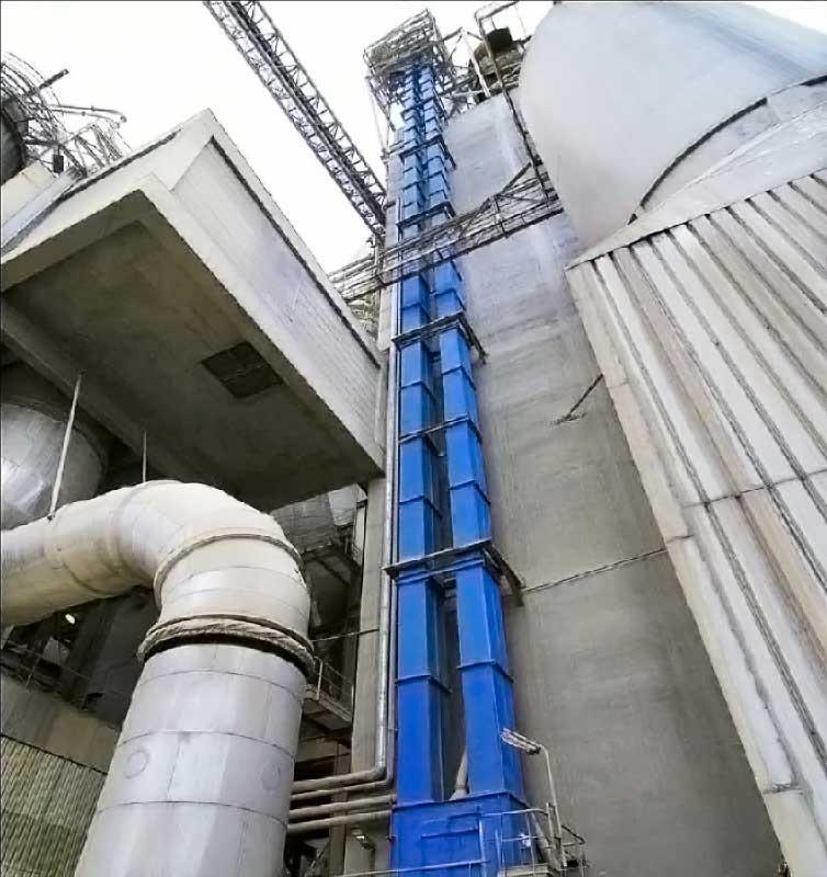ASGCO Material Handling Bucket Elevator
